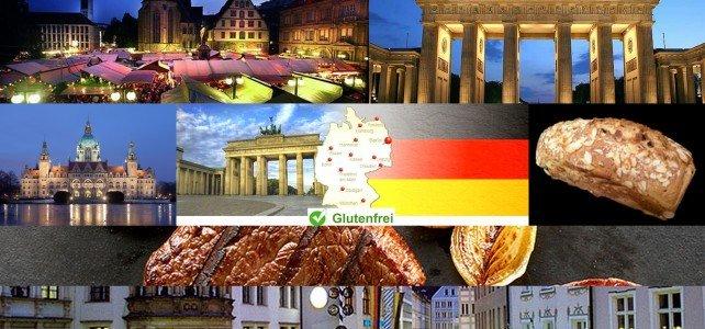 Germania. Viaggiare gluten free