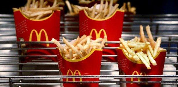 McDonald's USA – Patatine Fritte