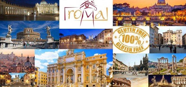 Roma: La Città Eterna è Gluten Free.