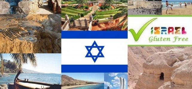 Israele – Il viaggio è anche gluten free.