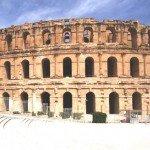 Tunisia El Jem sito Unesco