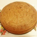 Cake with pumpkin 1
