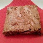 Brownie di quinoa Virginia 2