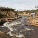 hallaron restos gliptodontegigante cerro largo