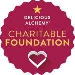 La Fondation de bienfaisance délicieuse alchimie - logo