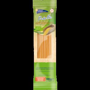 Pasta orgánica- Espagueti. Piaceri Mediterranei