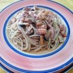 Espaguetis boloñesa Di Mare. Libre de gluten.