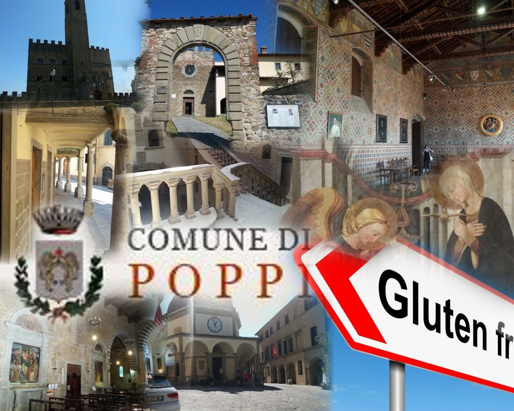 Italia - Poppi: Il Tesoro Nascosto