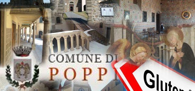 ITALIA – POPPI: IL TESORO NASCOSTO.