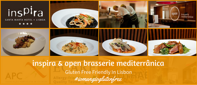 Inspira e open brasserie mediterranica