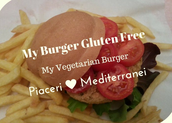 Ceci - Gluten Free Hamburger