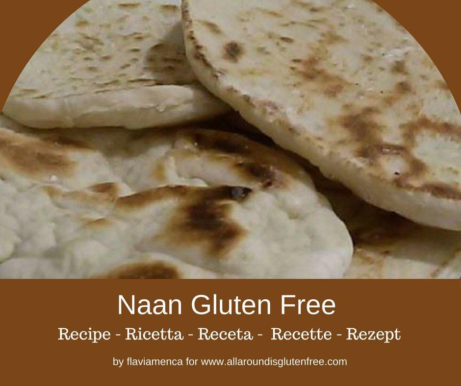 NAAN - Gluten Free