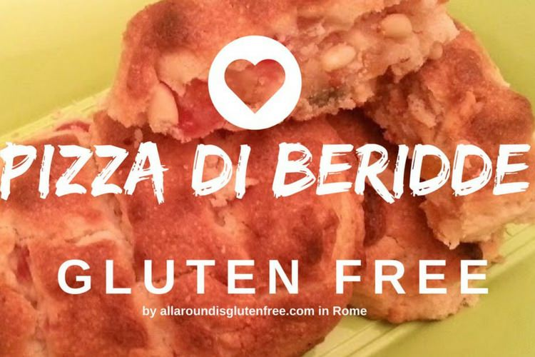 Pizza di Beridde Gluten Free