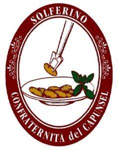 Confraternita del Capunsel Solverino -logo