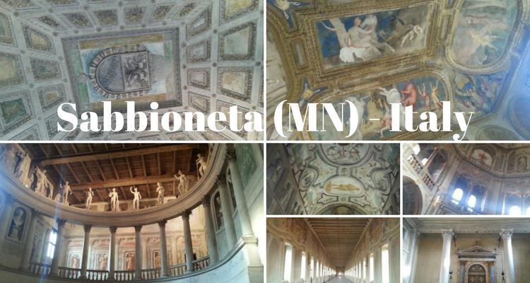 Sabbioneta (MN) - Italy