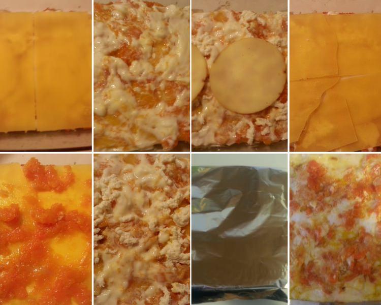 lasagne zucca e scamorza 2