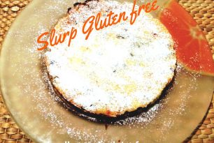 TORTA  DI RICOTTA CREMOSA. Gluten Free