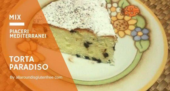 Torta Paradiso – Piaceri Mediterranei.