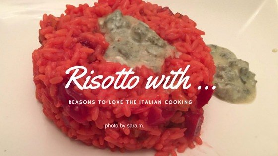 Risotto with....