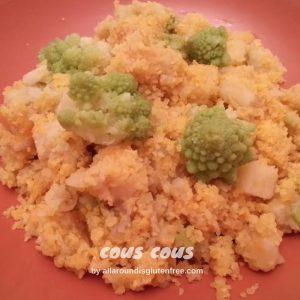Couscous de légumes d'hiver - 1 art