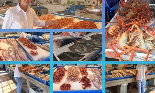 El Romero - Mahon - Mercato del Pesce --La scelta di Francesca y Fabio
