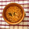Frijoles Uccelletto. Ricetta.