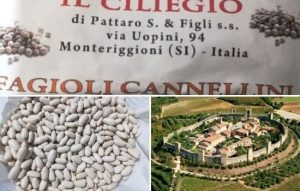 Frijoles cannellini