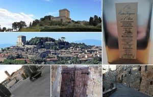 Sarteano - Öl Evo Castello delle Moiane - Az. Agr. Boccalacian