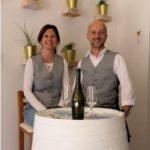 """""""el romero – Restauración Sostenible"""" Mahon (Minorca) – Francesca y Fabio."""